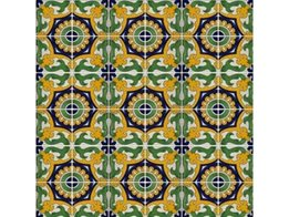 Decorative Mexican Tiles, Moroccan and Spanish Ceramic Tiles by Old World Tiles
