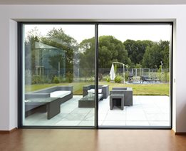 Secure your home with Schüco windows and doors