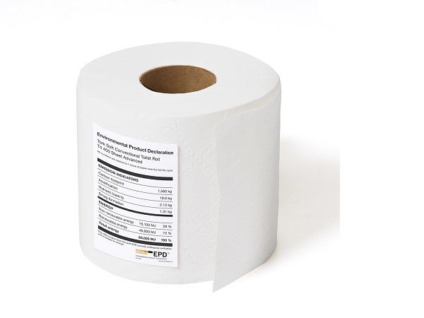 Environmental Product Declaration for Toilet Tissue