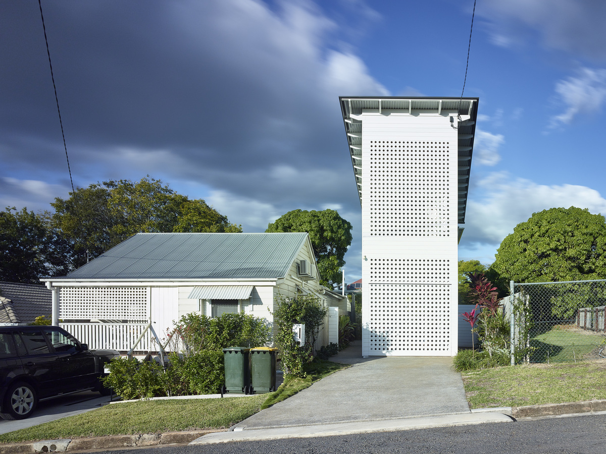Australia's skinniest house: A unique response to a small site