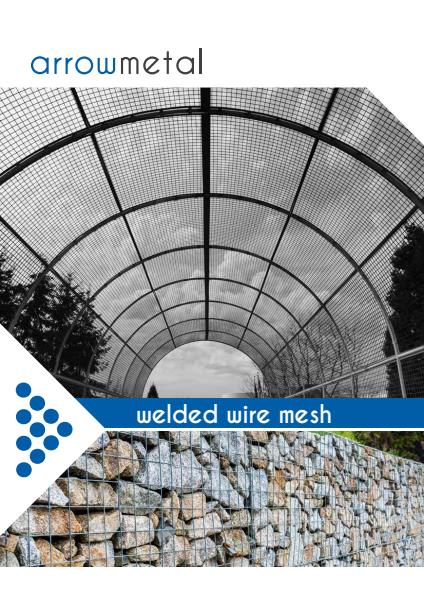Arrow Metal Brochure Welded Wire Mesh