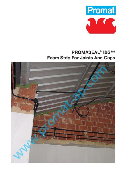 PromaSeal IBS flyer