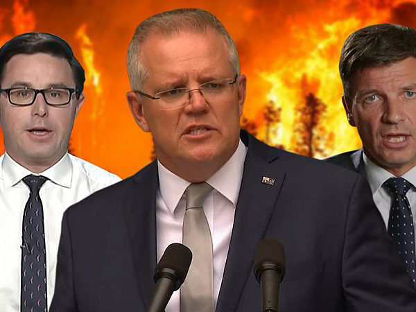 The bushfire situation in Australia is now deemed catastrophic