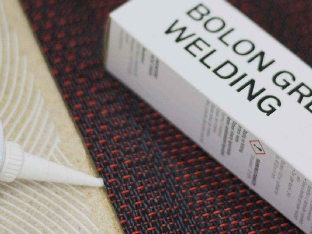 BOLON Green Weld does not present any danger to people, animals or the environment