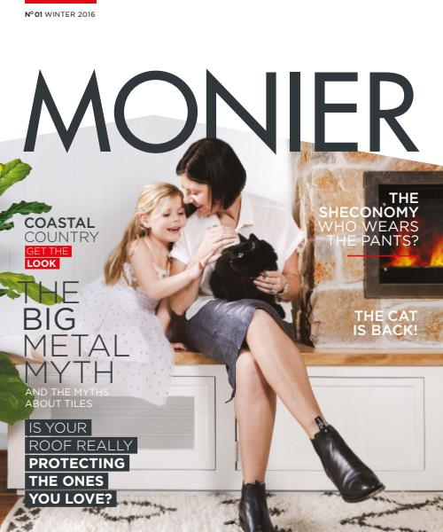 Monier Roofing Winter Magazine