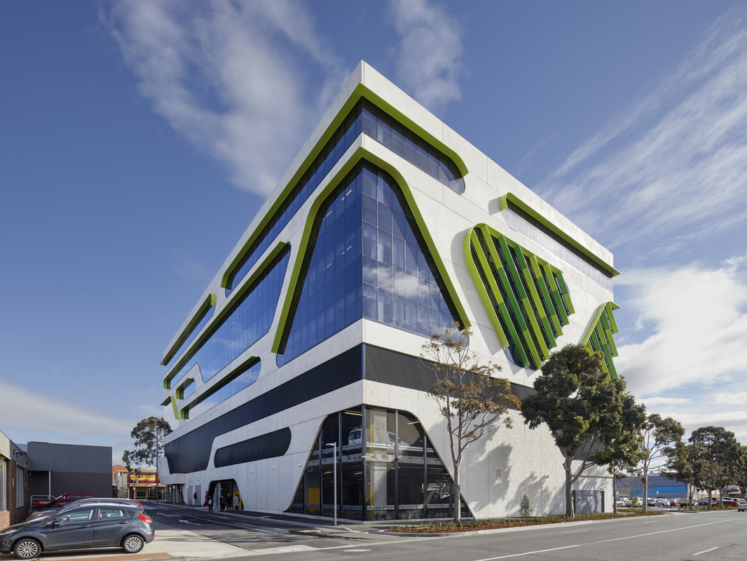 The office building designed to activate Melbourne's Sunshine Precinct