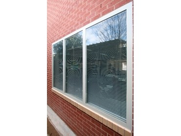 Steel framed Screens (windows)