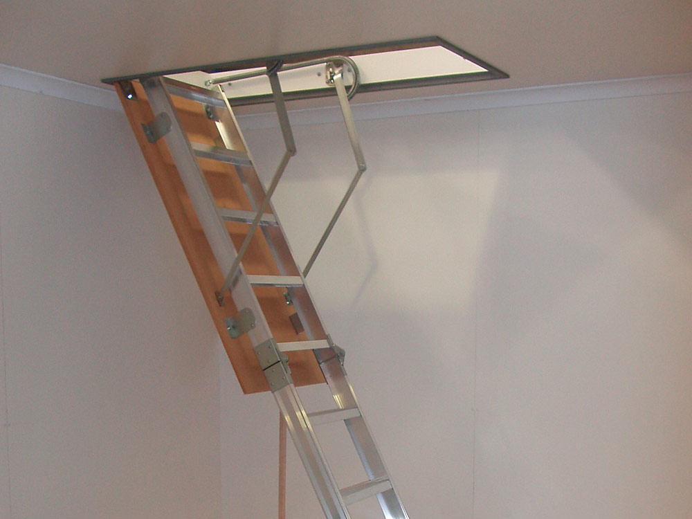 Am boss fixed access ladders