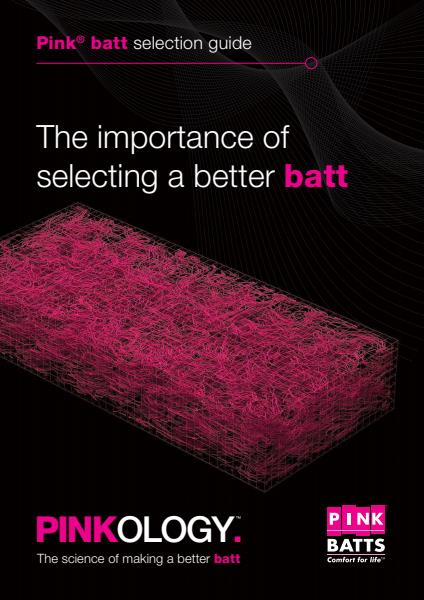Pinkology Batt Selection Guide