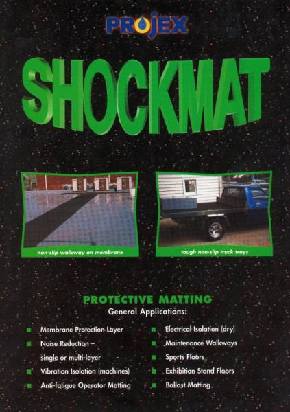 Shockmat Commercial Acoustic Flooring Solutions