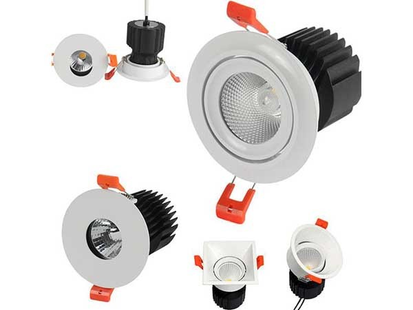 BoscoLighting's new recessed LED downlight range