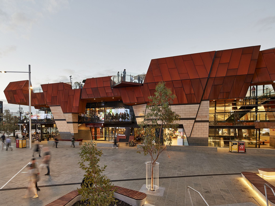 Yagan Square: Perth's new meeting place