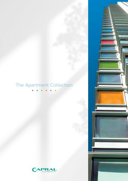 Capral Apartment Living Collection brochure