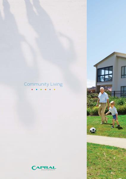 Capral Community Living brochure