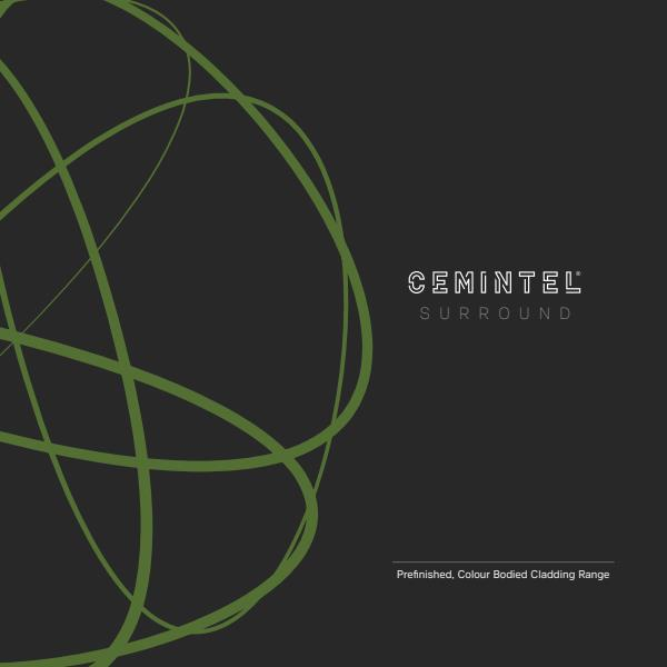 Cemintel Surround brochure