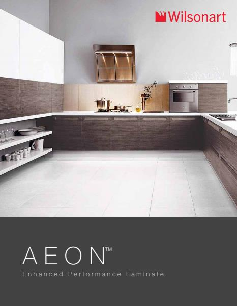 AEON™ High Pressure Laminate brochure