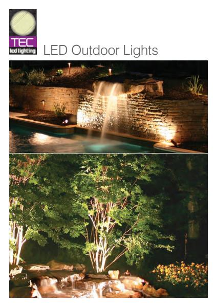 Tec-Led Outdoor LED Lights
