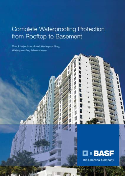 BASF Waterproofing Brochure