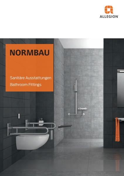 Allegion Sanitary brochure