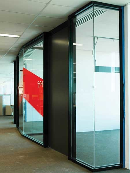 The new AXA office featuring Criterion systems