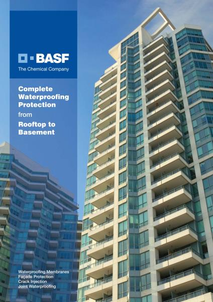 BASF Waterproof  Membranes