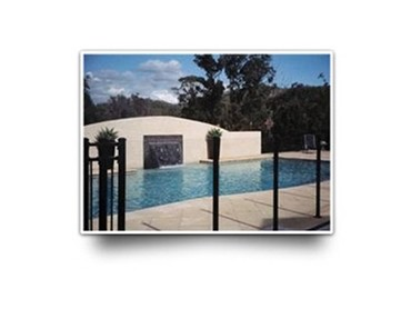 Glass Pool Fencing and Balustrades - Suresafe Semi Framless Glass Pool Fencing Systems