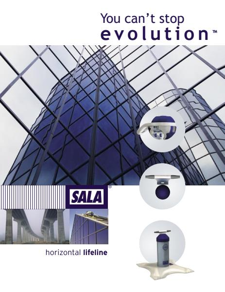 DBI-SALA's Evolution™ Fall protection
