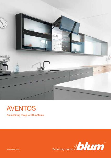 Blum AVENTOS technical brochure