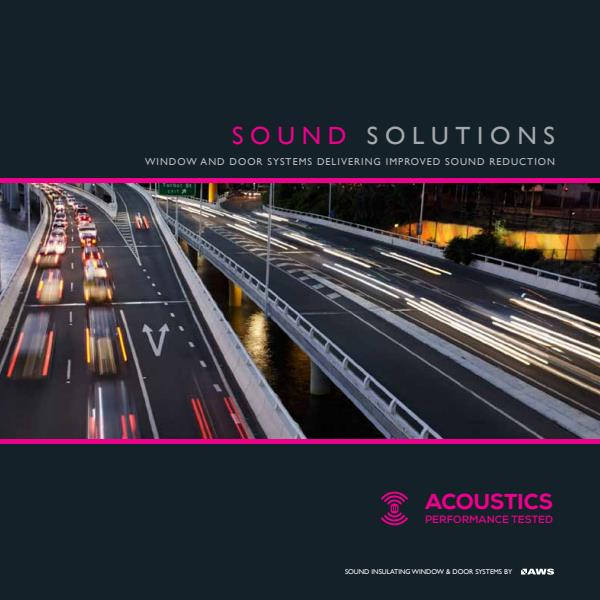 AWS - Sound solutions brochure