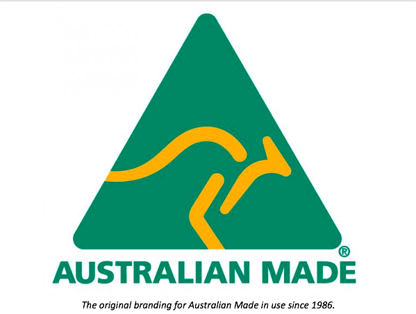 That logo, instantly recognizable with a gold kangaroo bouncing against a green background has been in use for 34 years and is indeed undergoing a slight make-over: the yellow becoming more gold, the green becoming darker; but it's not being replaced.
