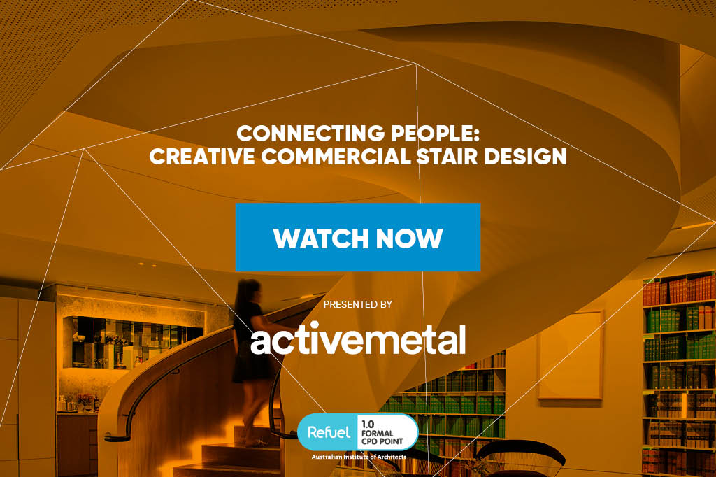 Connecting People: Creating Commercial Stair Design