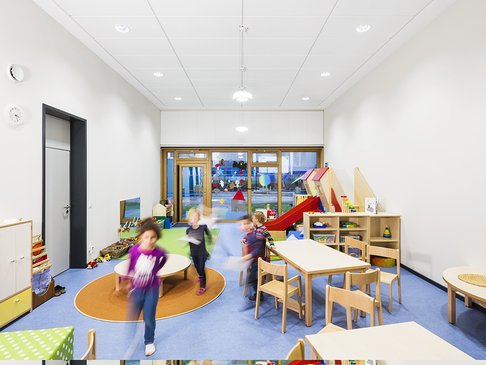 Acoustic solutions for educational spaces