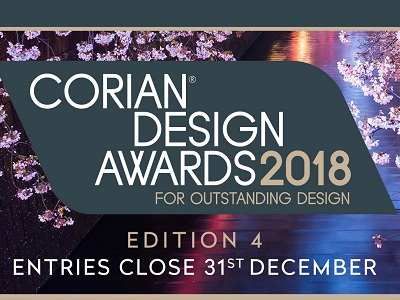 Corian Design Awards 2018