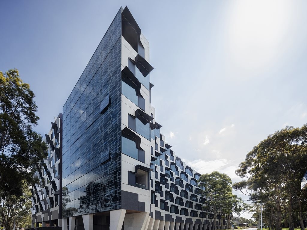 Monash University Logan Hall by McBride Charles Ryan