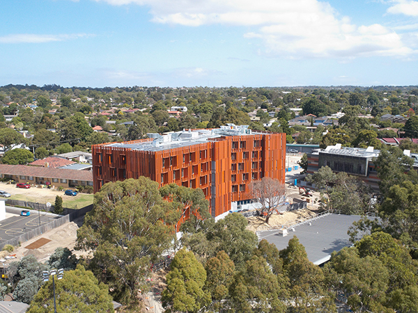 Gillies Hall / Image: Supplied