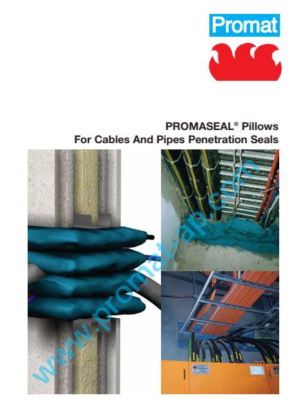 PromaSeal Pillows flyer