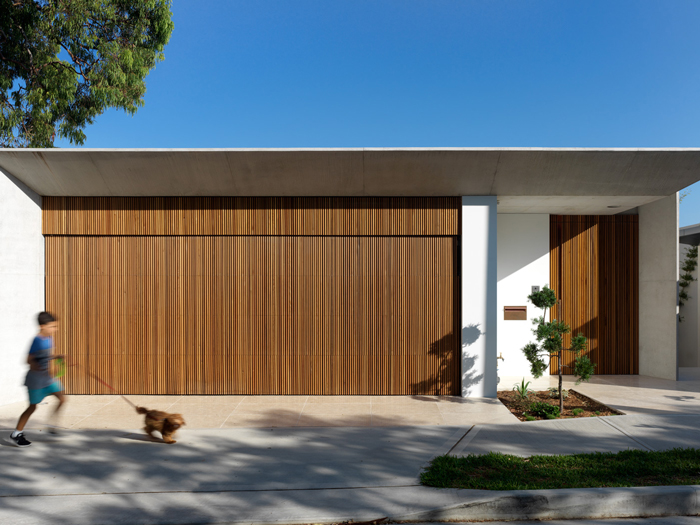 Mosman House: Simplicity on the outside, opulence on the inside