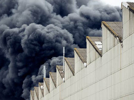 flammable cladding fire safety