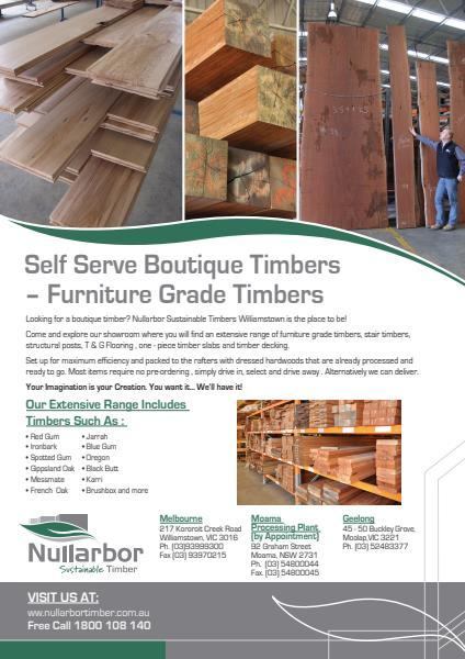 Self Serve Boutique Timbers