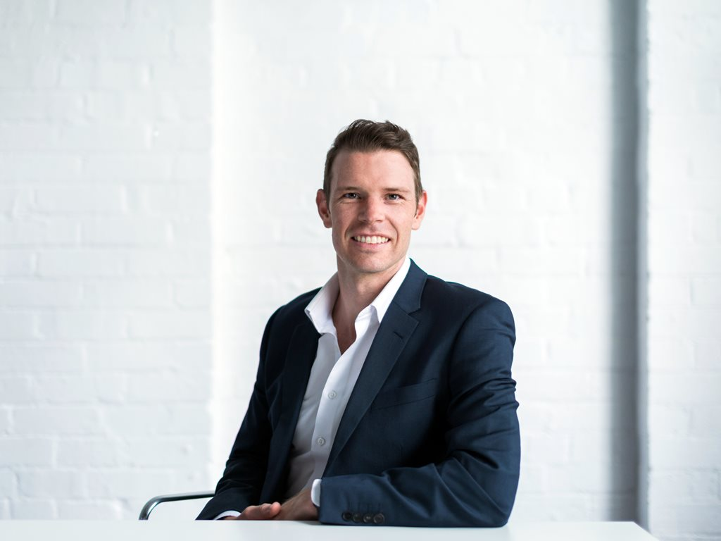 Kurt Boledziuk has been appointed as SJB Architects Melbourne associate. Image: Supplied