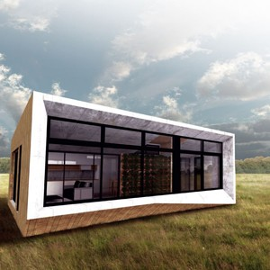 Can you compete with a carbon positive prefab home?