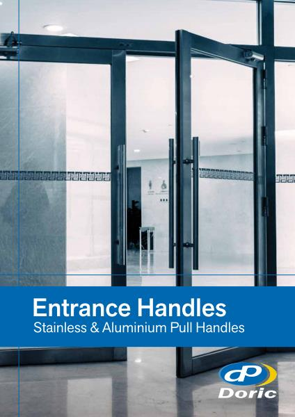Entrance Handles Brochure