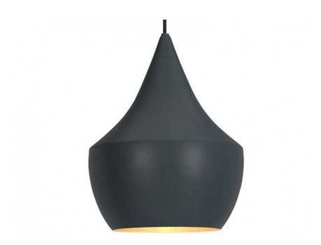 Tom Dixon Beat Shade Fat Black