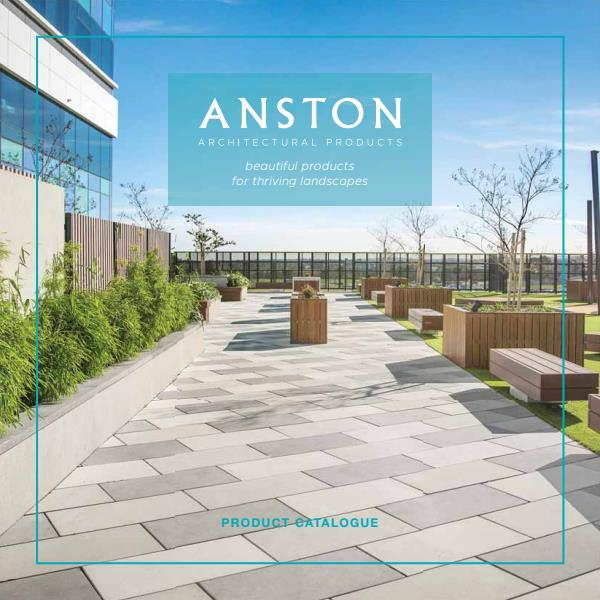 Anston Product Catalogue 2020