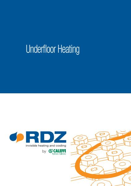 RDZ Aus Heating Brochure