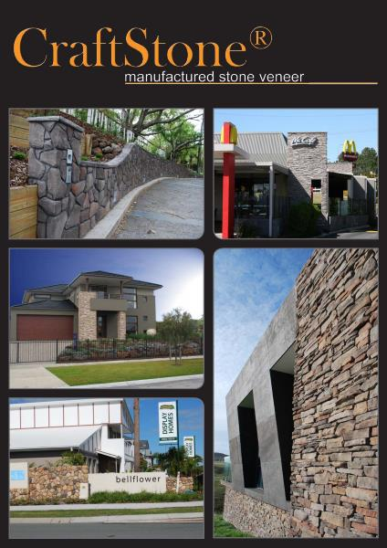 CraftStone Brochure