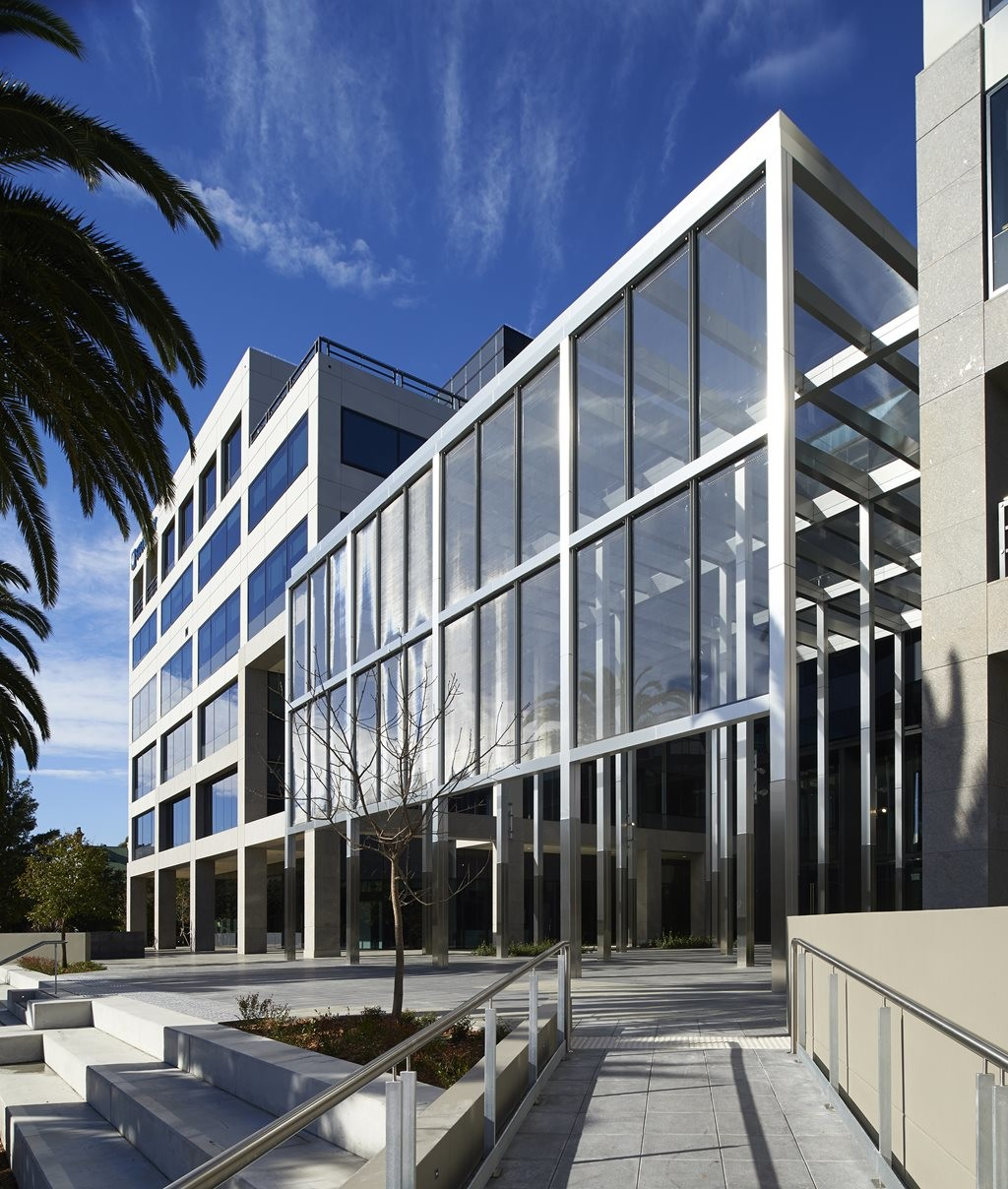 Carr Architecture deliver the goods at Australia Post's Sydney Headquarters