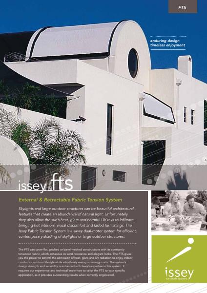 Issey FTS Brochure