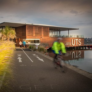 UTS Haberfield Rowing Club by HASSELL