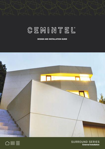 Cemintel Surround external brochure